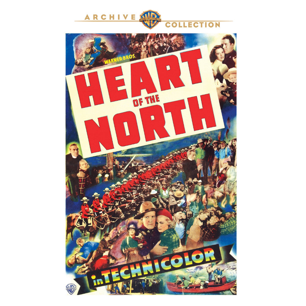 Heart Of The North 1938 Mod Wb Shop