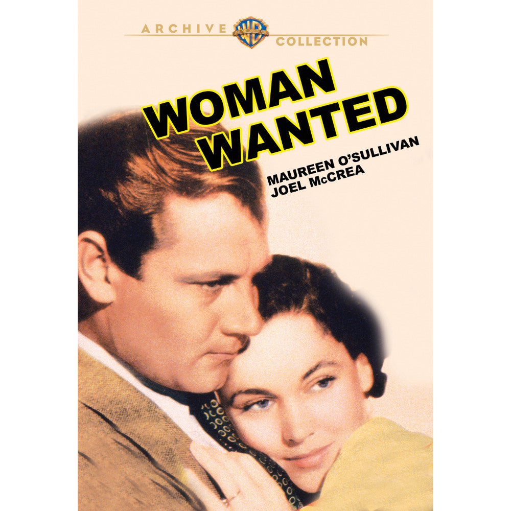 Woman Wanted (1935) (MOD)