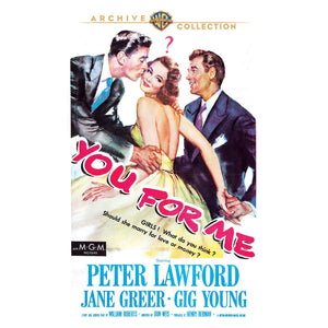 You For Me (1952) (MOD)