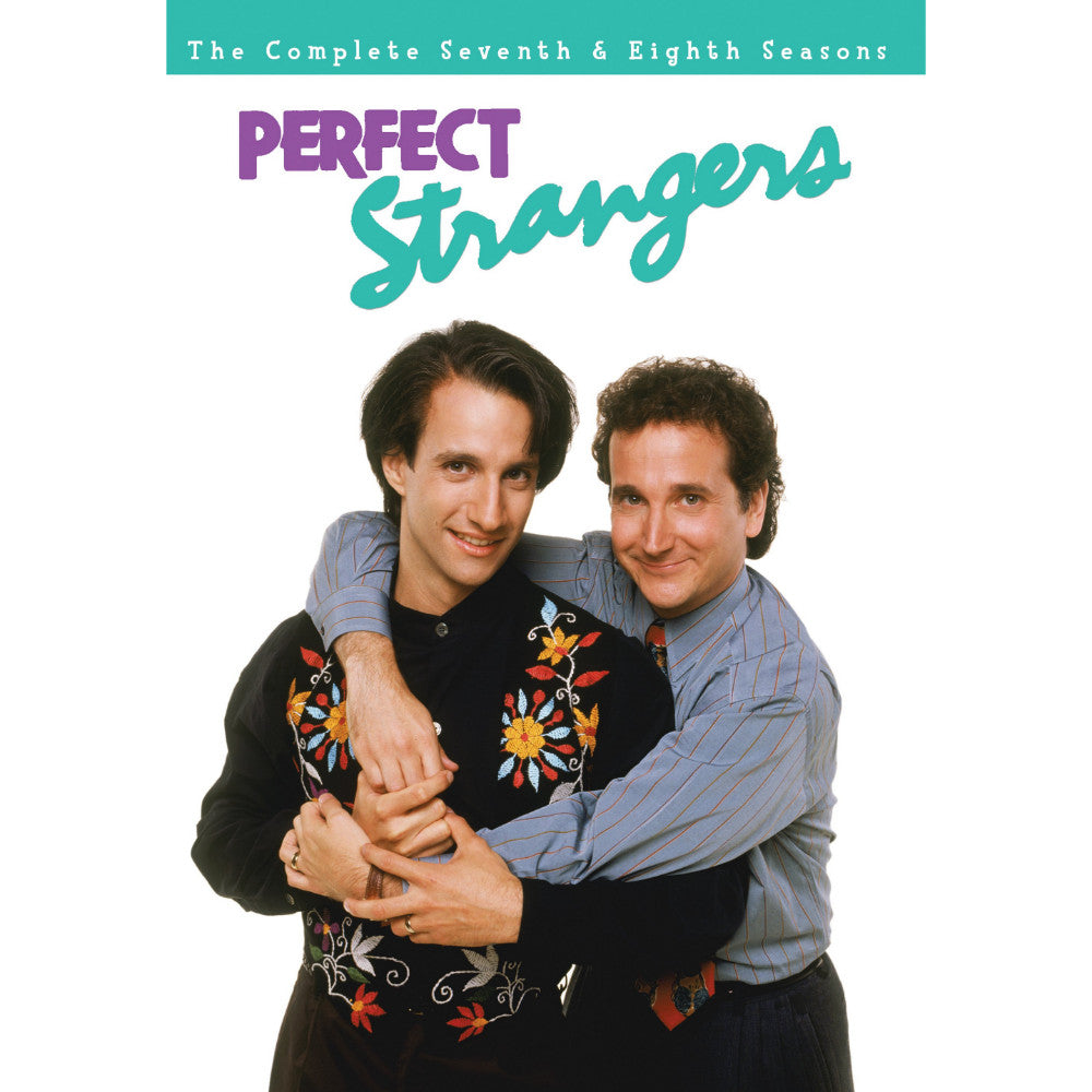Perfect Strangers: The Complete Seventh and Eighth Seasons (MOD)