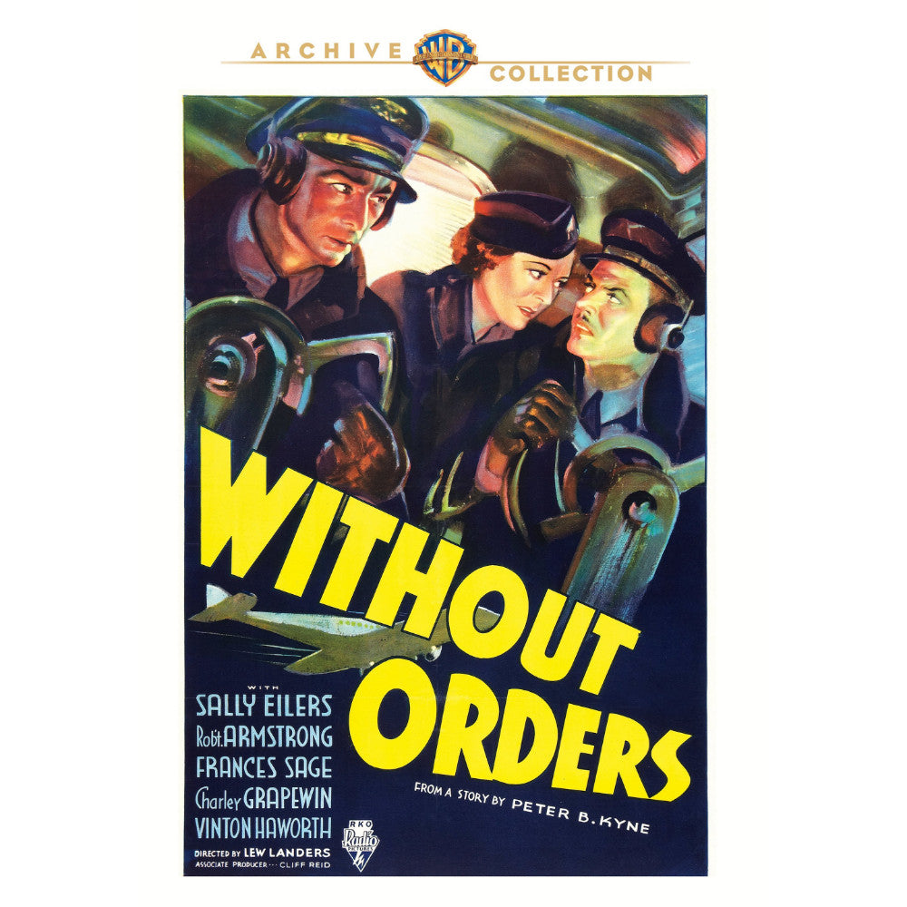 Without Orders (1936) (MOD)