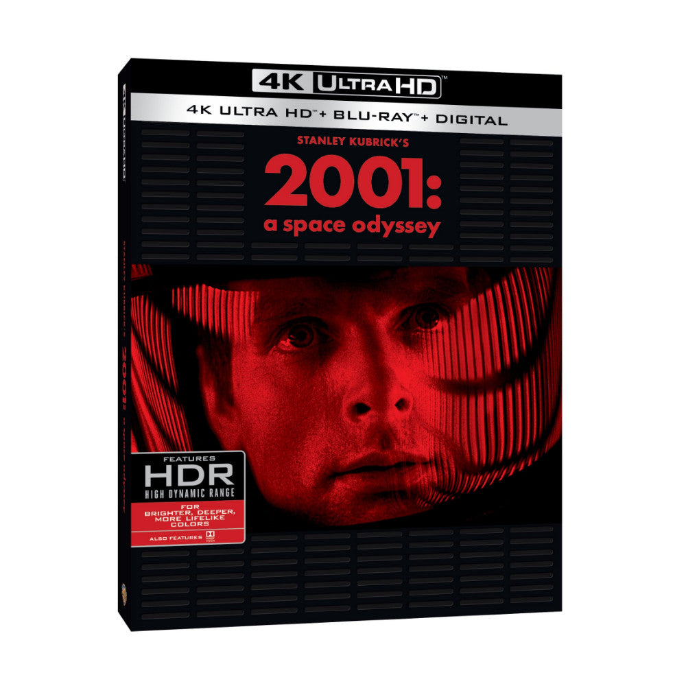 2001: A Space Odyssey (4K UHD)