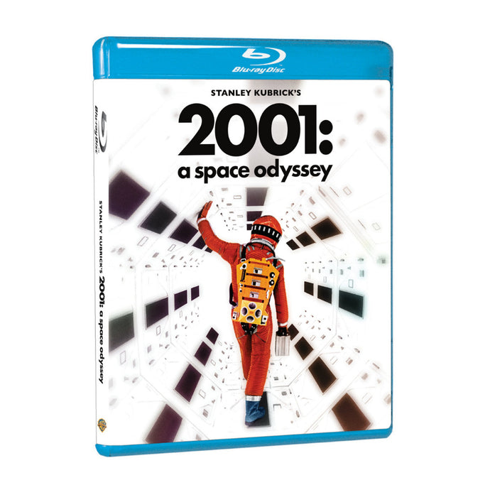 2001: A Space Odyssey (Re-Mastered) (BD)