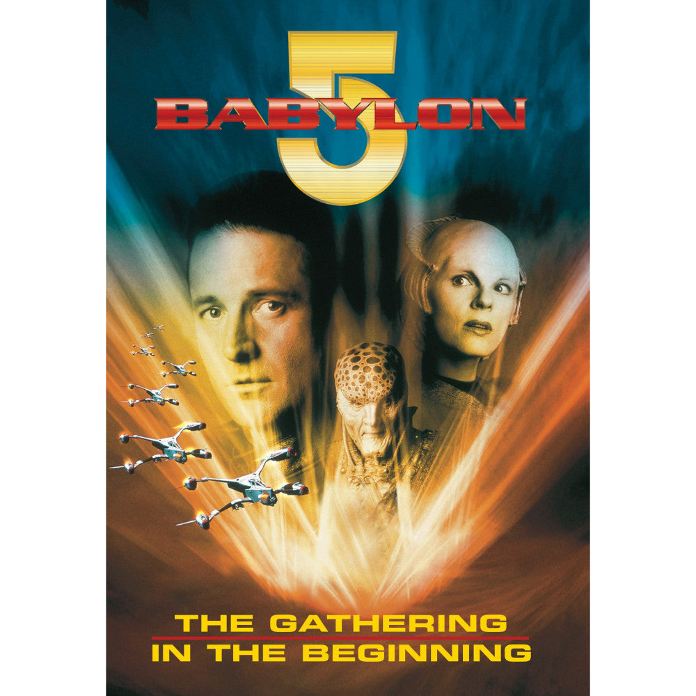 Babylon 5: The Gathering/In the Beginning (MOD)