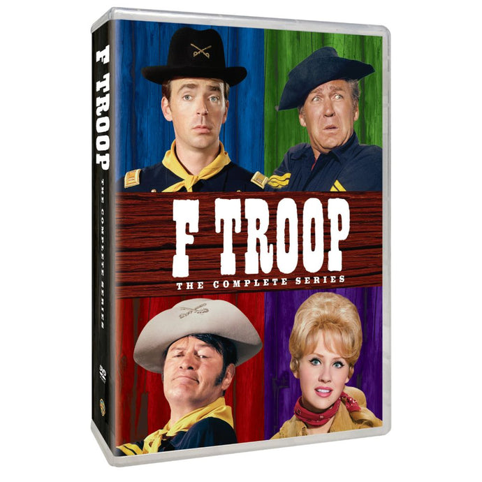 F Troop: The Complete Series (DVD)