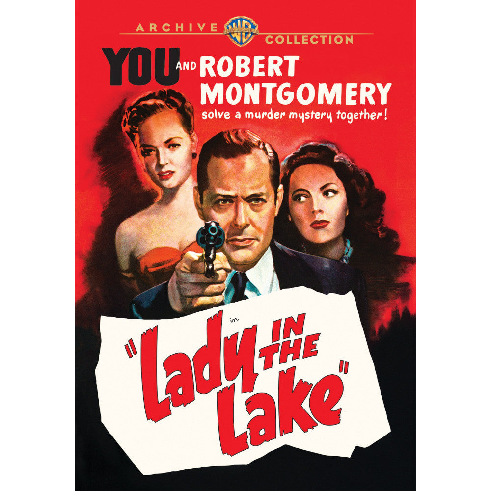 Lady in the Lake (1946) (MOD)