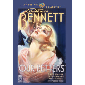 Our Betters (1933) (MOD)