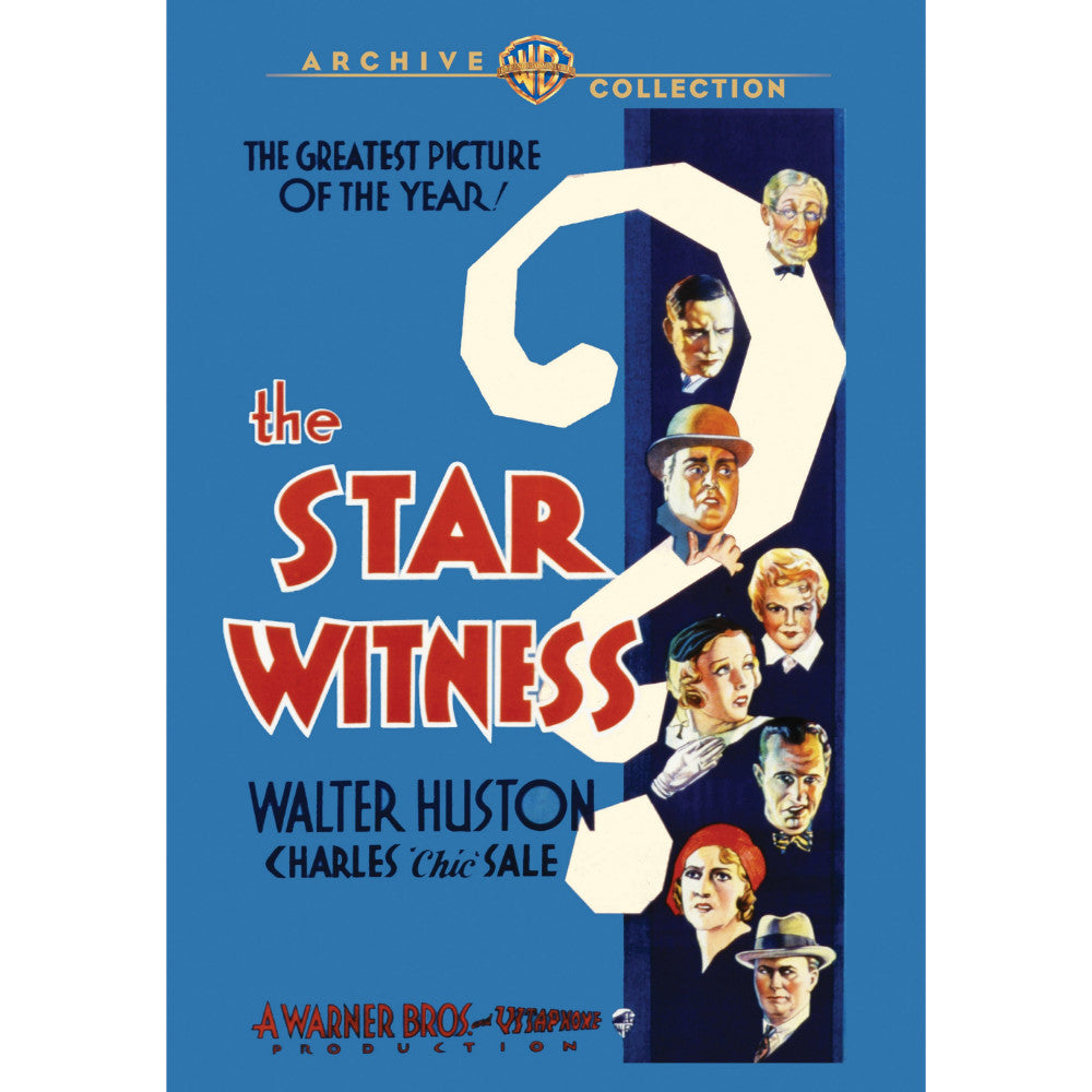 The Star Witness (1931) (MOD)