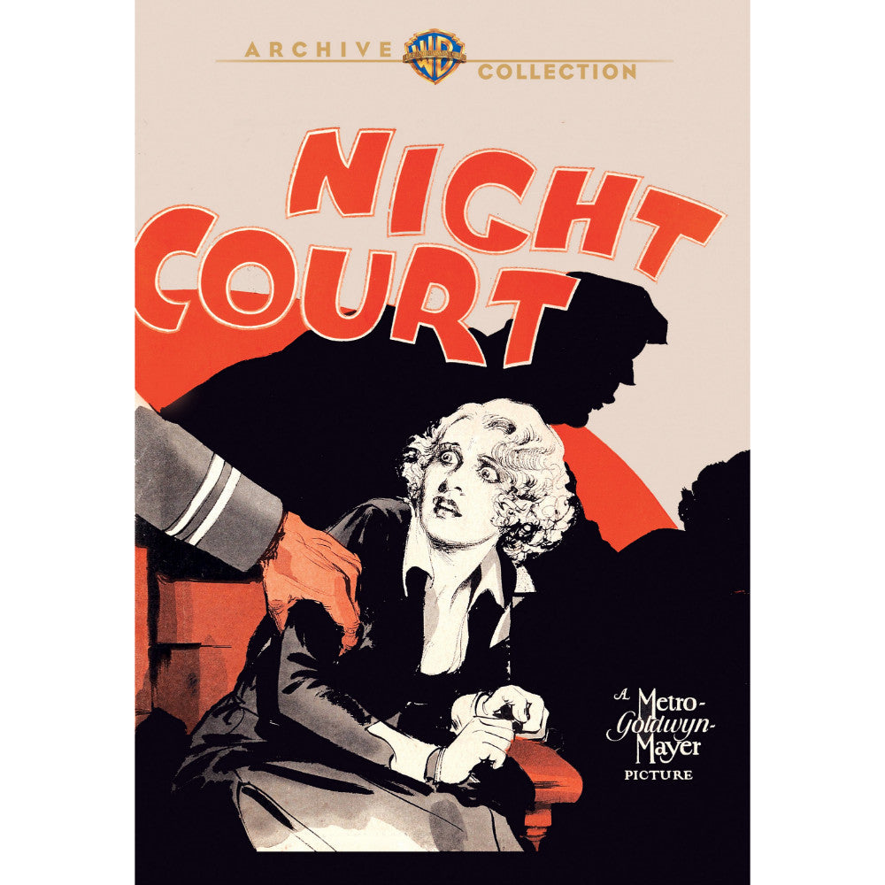Night Court (1932) (MOD)