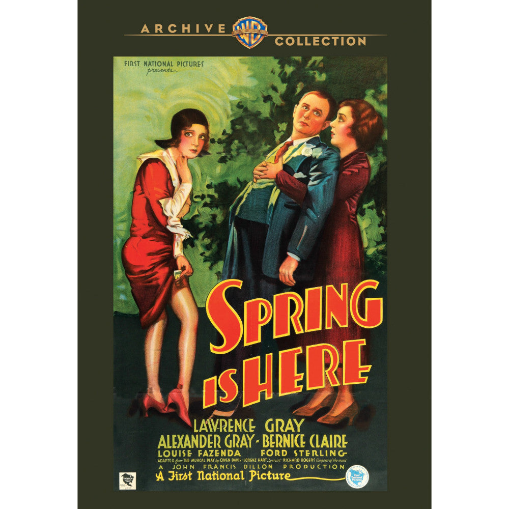 Spring is Here (1930) (MOD)