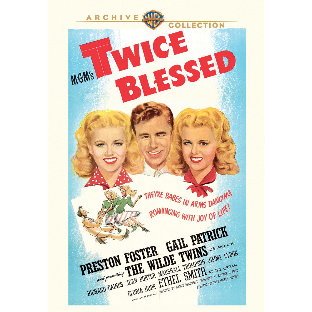 Twice Blessed (1945) (MOD)