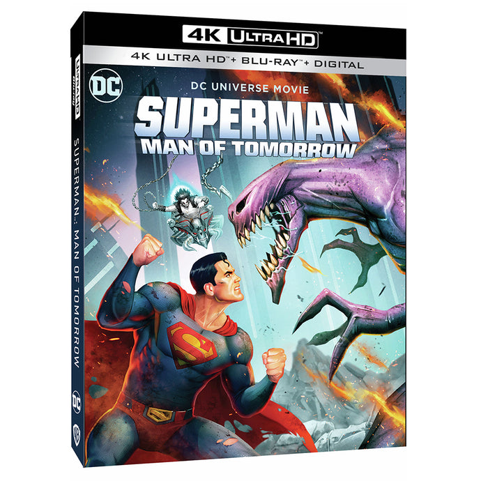 Superman: Man of Tomorrow (4K UHD)