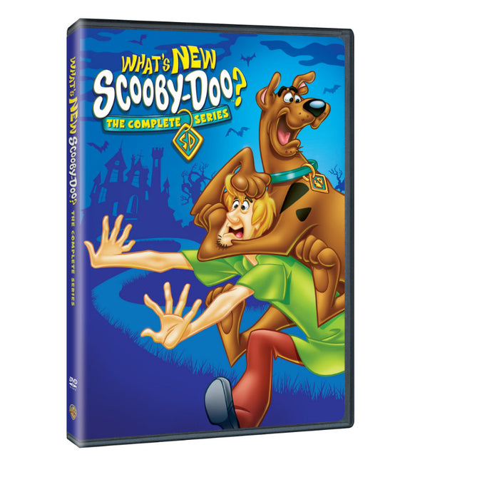 What's New Scooby-Doo?: The Complete Series (DVD)