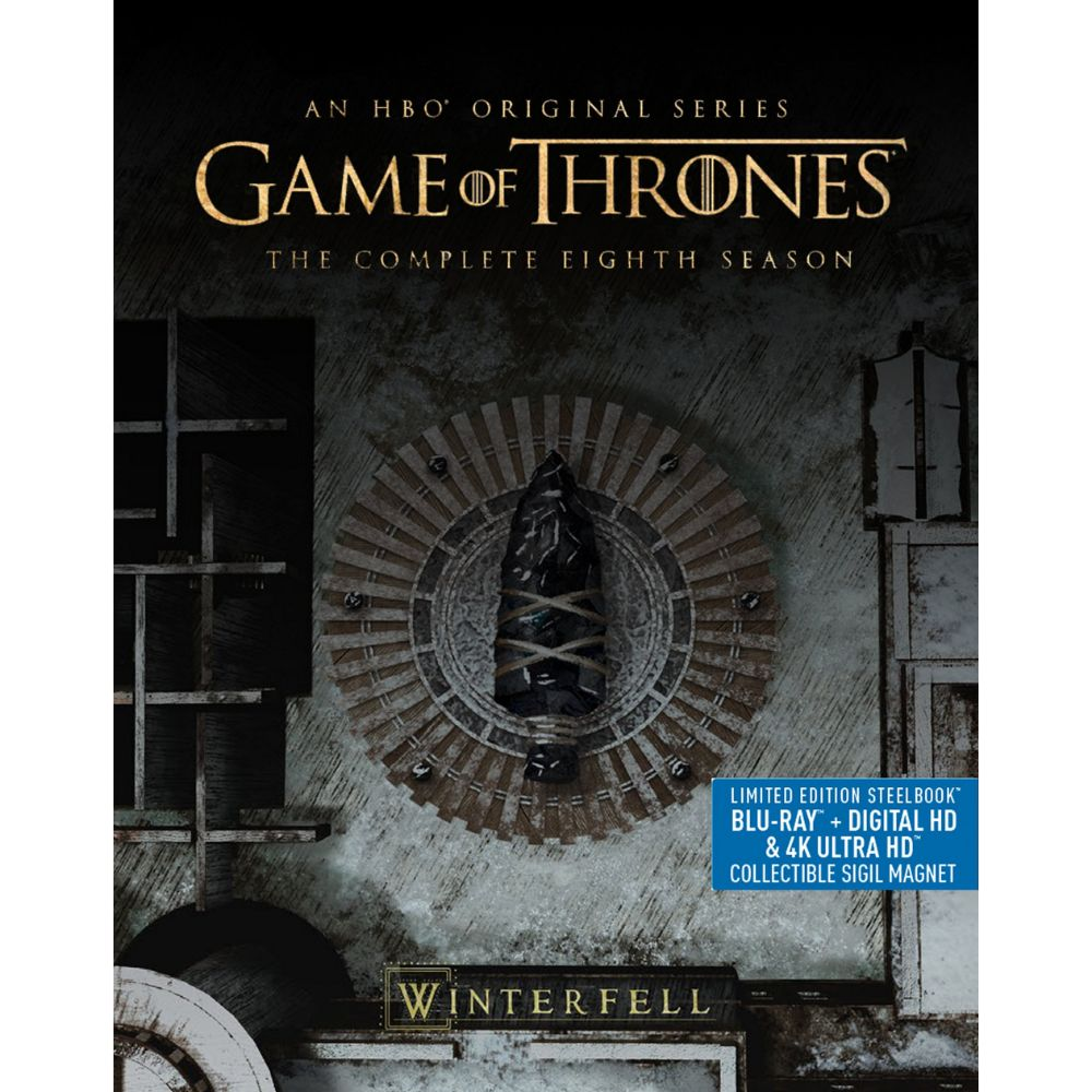 Game of Thrones: The Complete Eighth Season (Steelbook) (4K UHD)