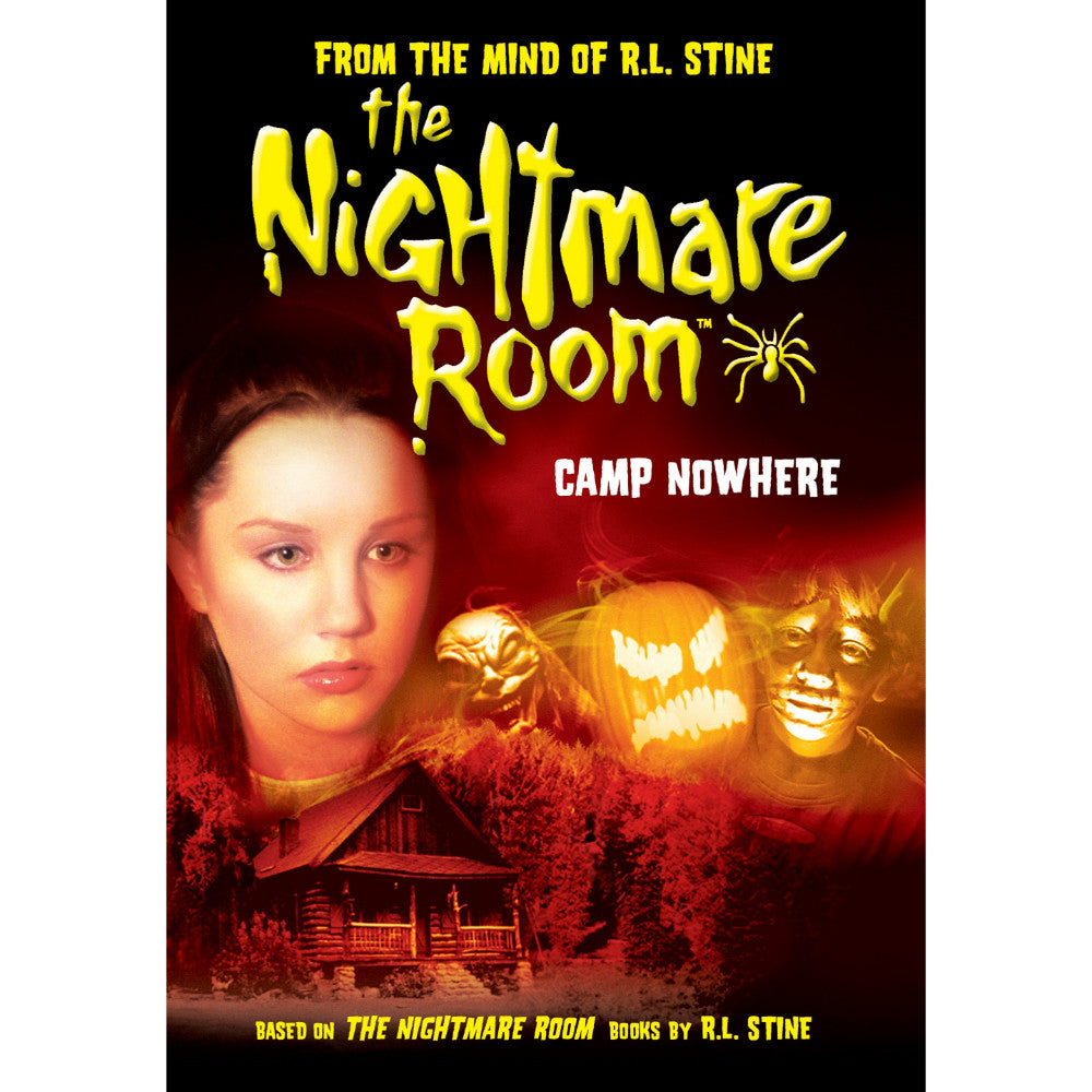 The Nightmare Room: Camp Nowhere (2002) (MOD)