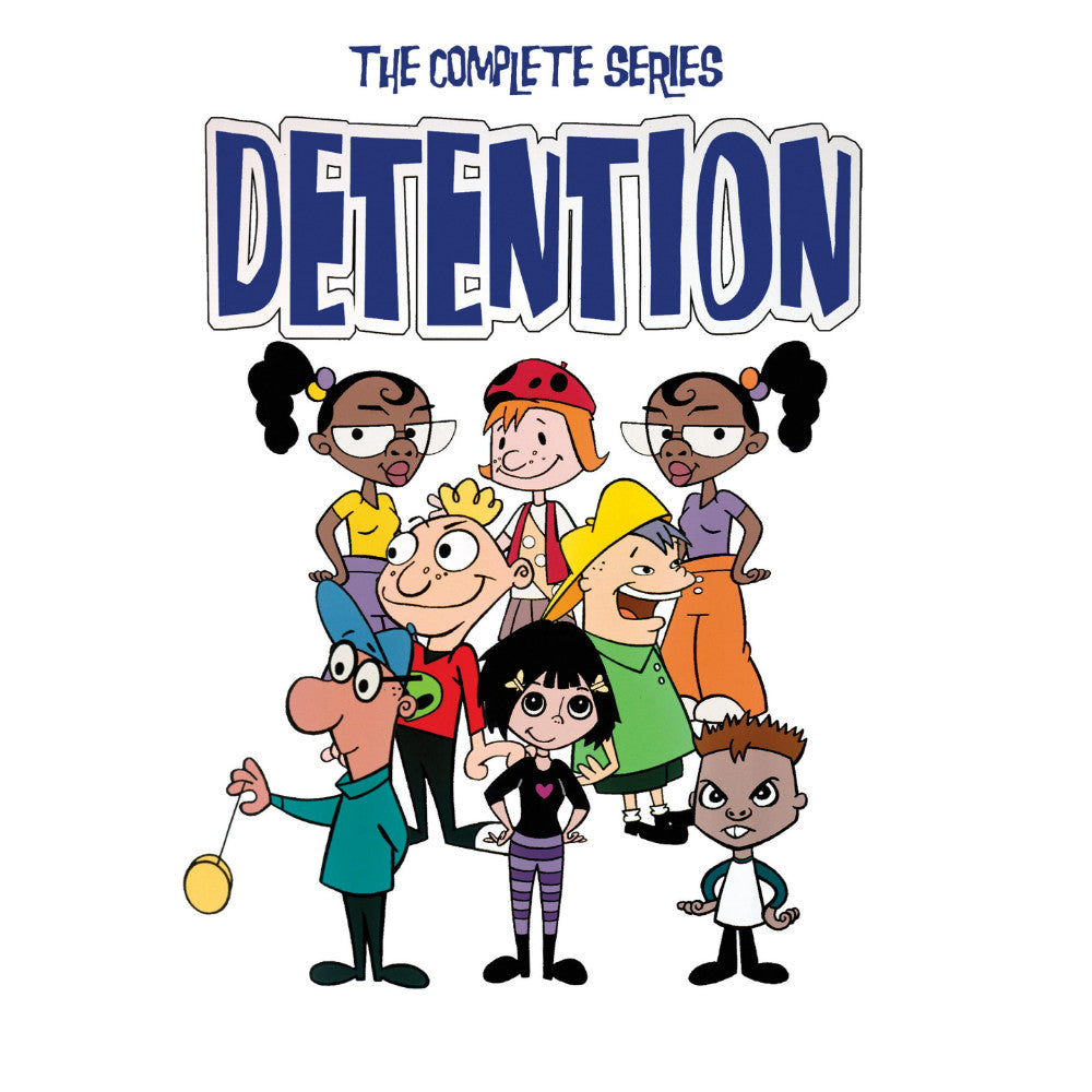 Detention: The Complete Animated Series (MOD)