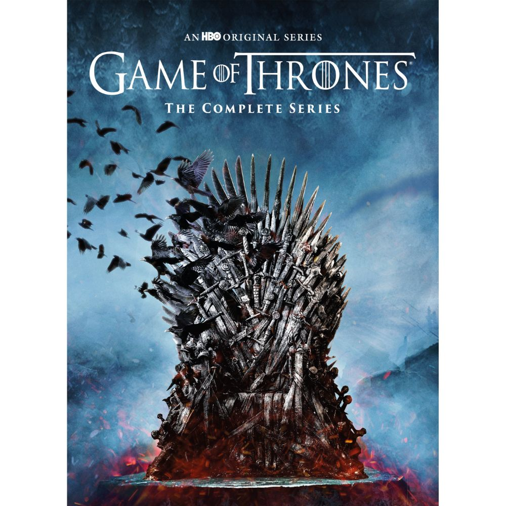Game of Thrones: The Complete Series (DVD)