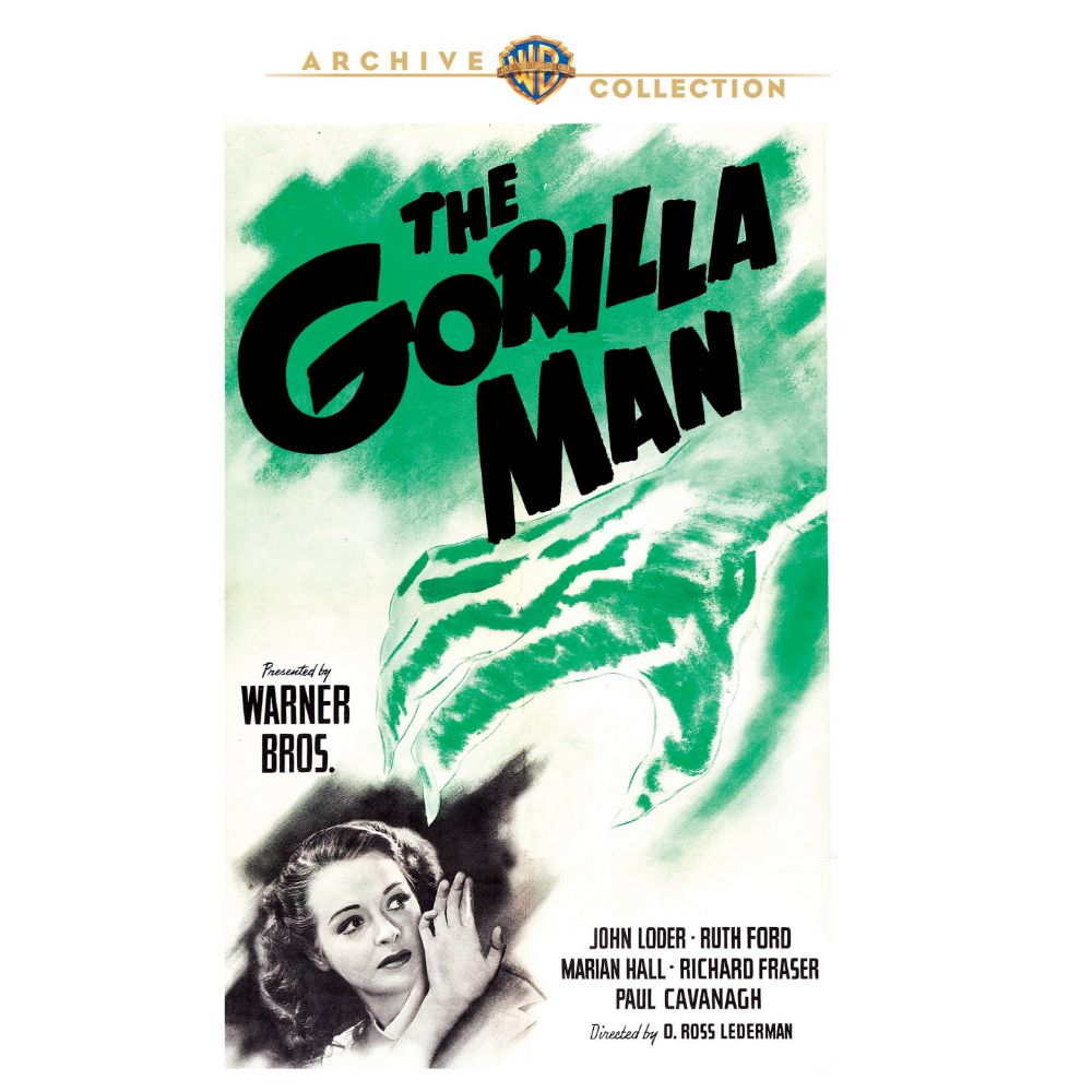 The Gorilla Man (MOD)