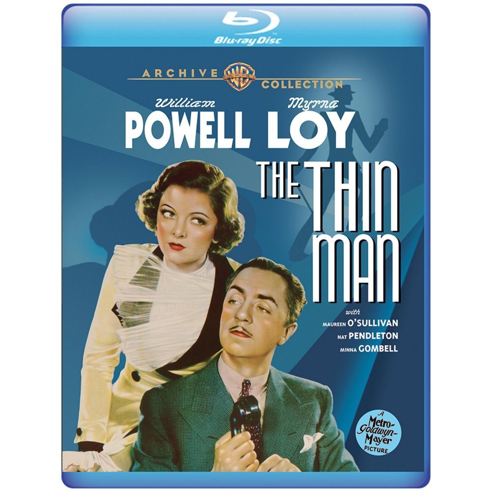 The Thin Man (BD)