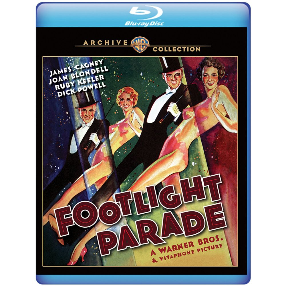 Footlight Parade (BD)