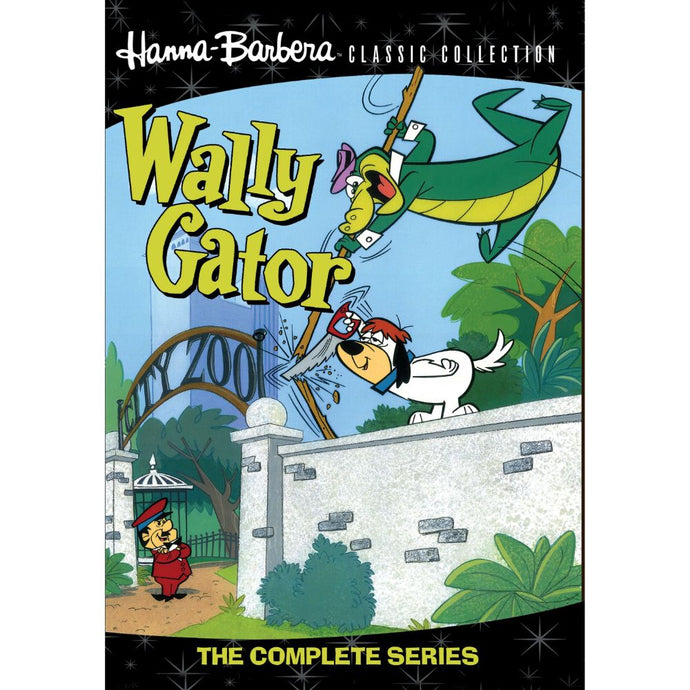 Wally Gator: The Complete Series (MOD)