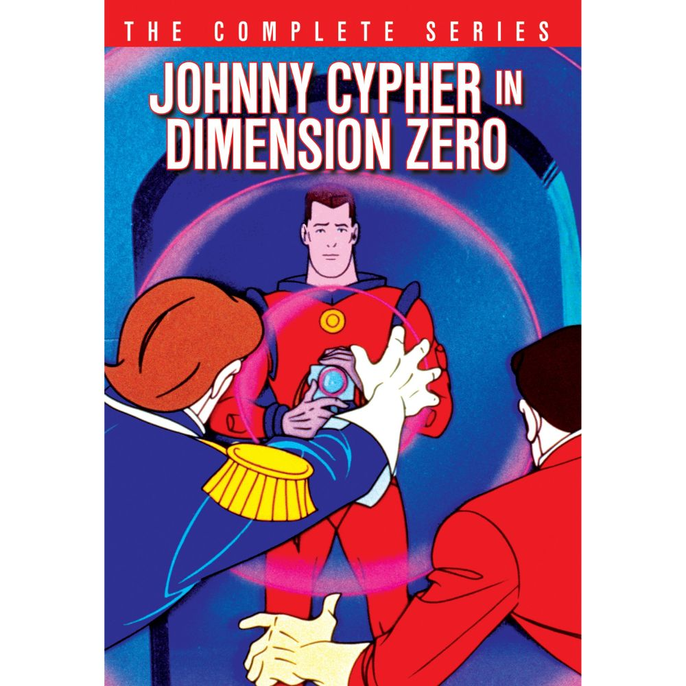 Johnny Cypher in Dimension Zero: The Complete Series (MOD)