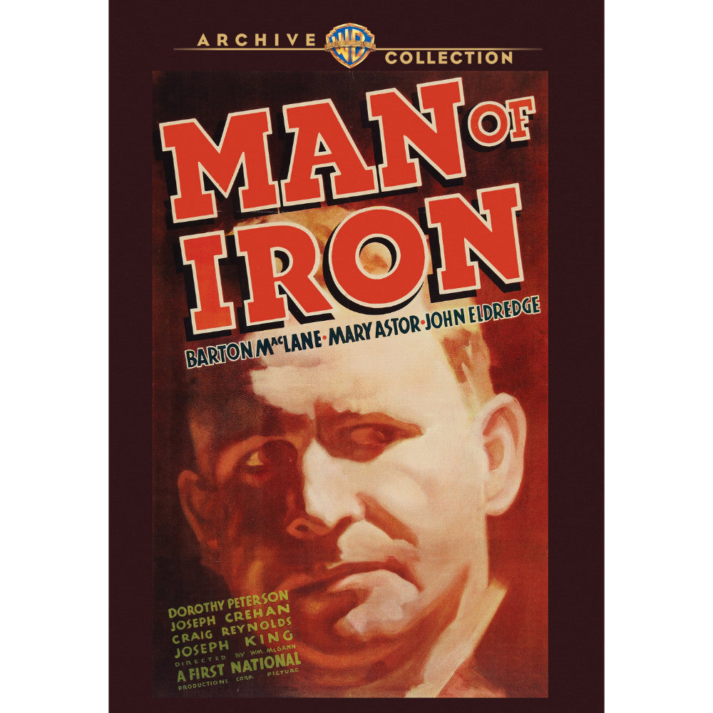 Man of Iron (1935) (MOD)