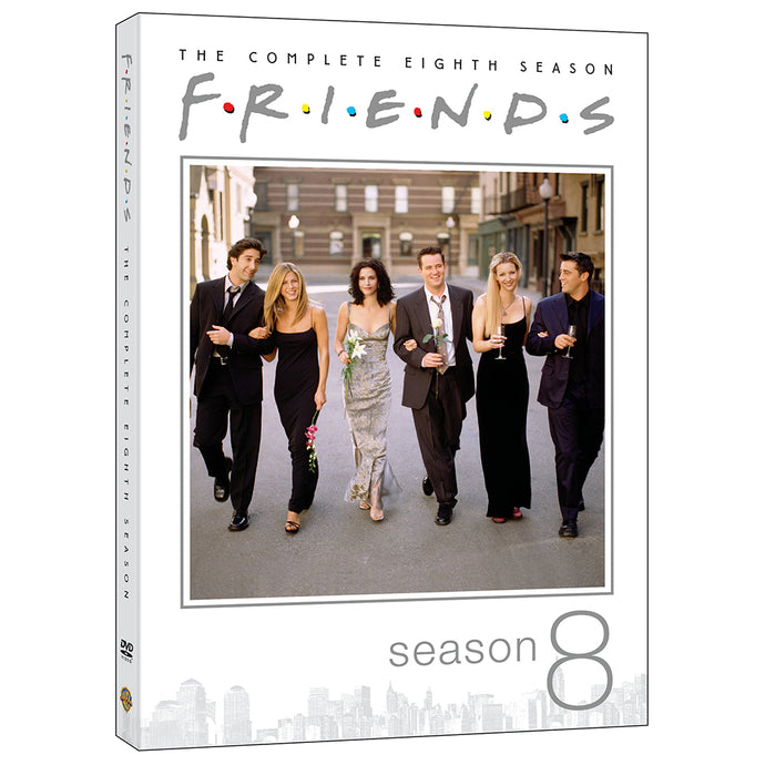 Friends: The Complete Eighth Season (DVD)