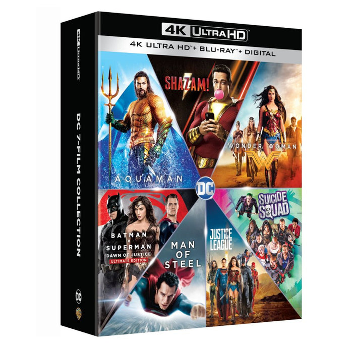 DC 7-Film Collection (4K UHD)