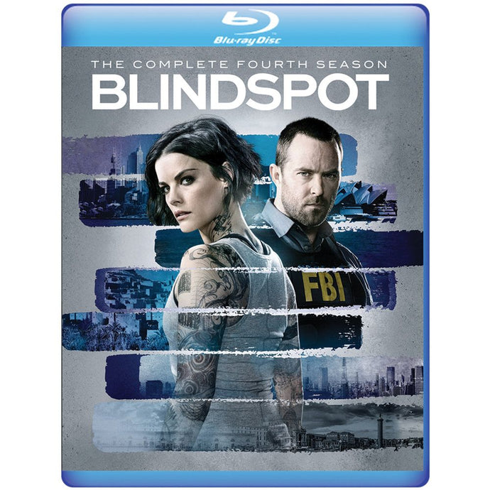 Blindspot: The Complete Fourth Season (BD)