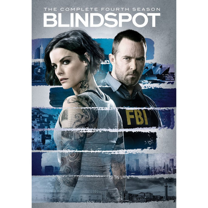 Blindspot: The Complete Fourth Season (MOD)