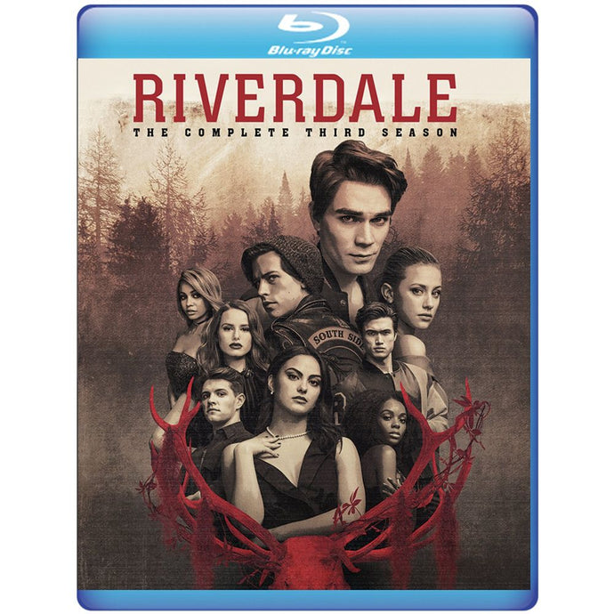 Riverdale: The Complete Third Season (BD)