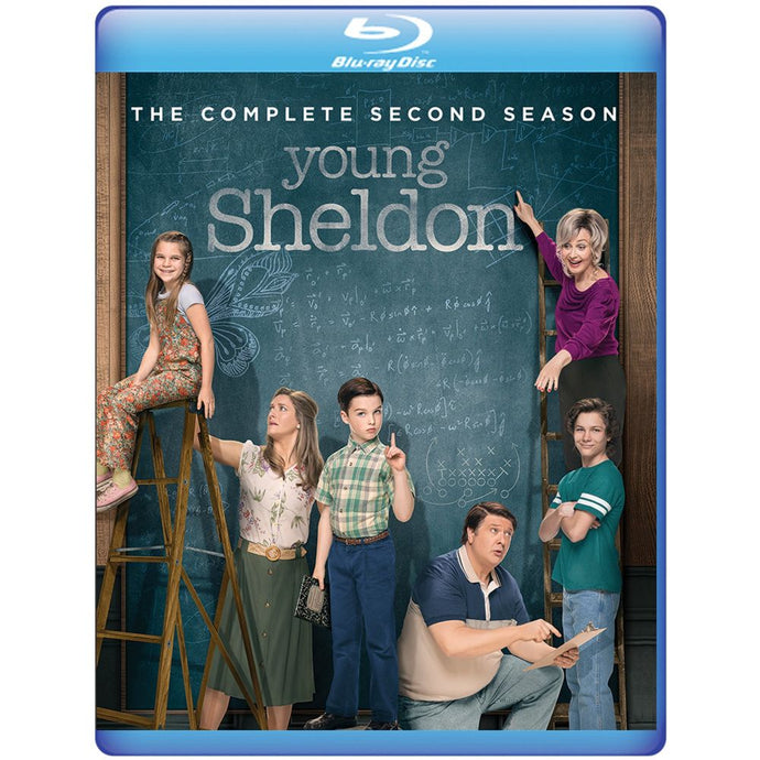 Young Sheldon: The Complete Second Season (BD)