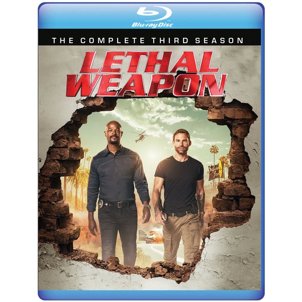 Lethal Weapon: The Complete Third Season (BD)