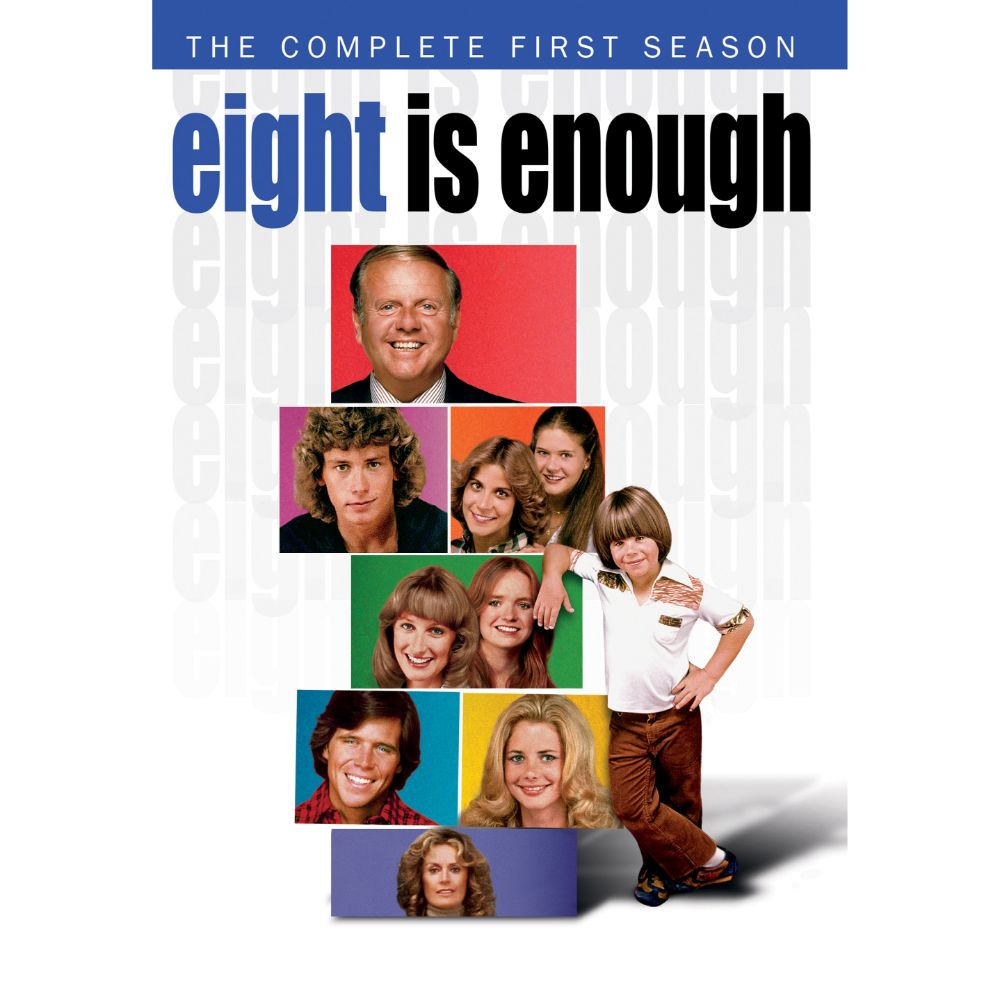 Eight is Enough: The Complete First Season (MOD)