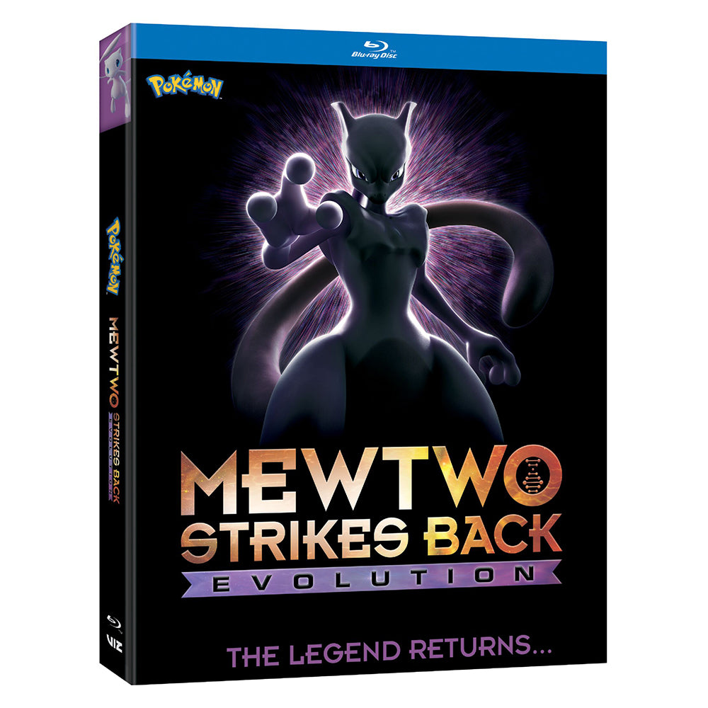 Pokemon the Movie: Mewtwo Strikes Back Evolution (BD)
