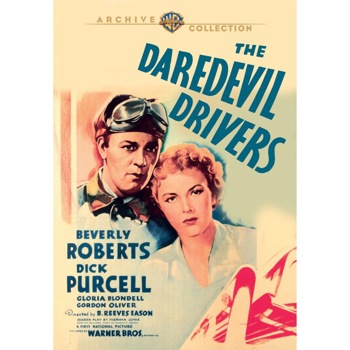 The Daredevil Drivers (1938) (MOD)