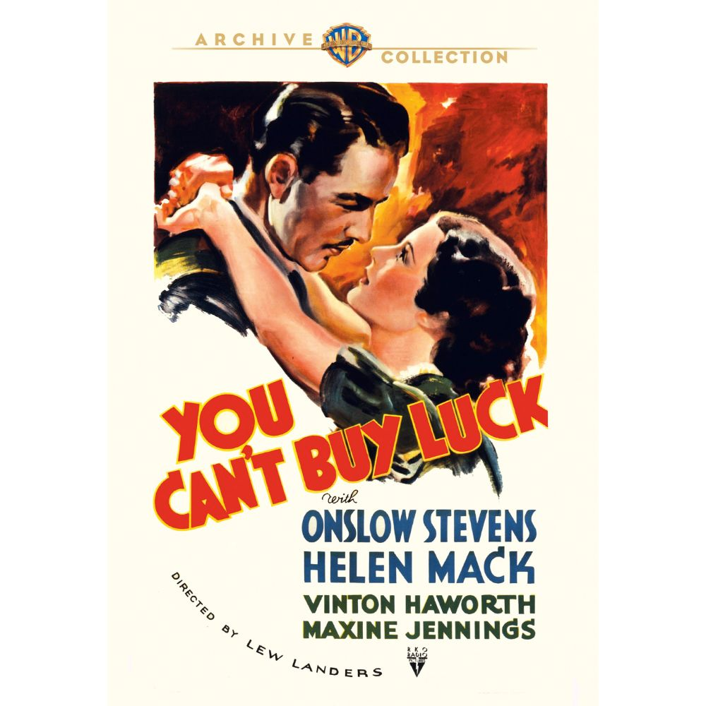 You Can't Buy Luck (1937) (MOD)