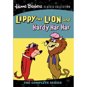 Lippy the Lion and Hardy Har Har: The Complete Series (MOD)