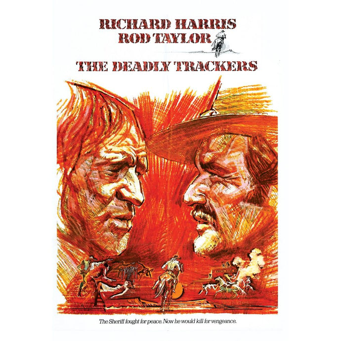 The Deadly Trackers (MOD)