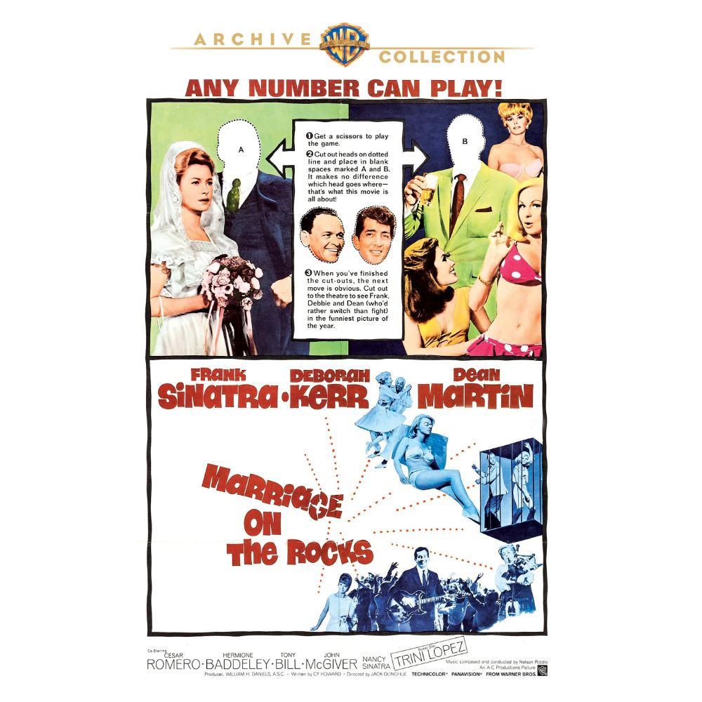 Marriage on the Rocks (1965) (MOD)