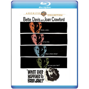 What Ever Happened to Baby Jane? (BD)