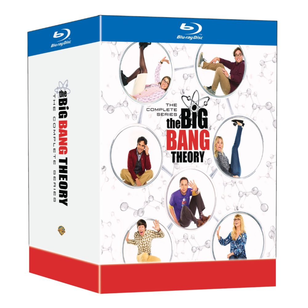 The Big Bang Theory: The Complete Series (BD)