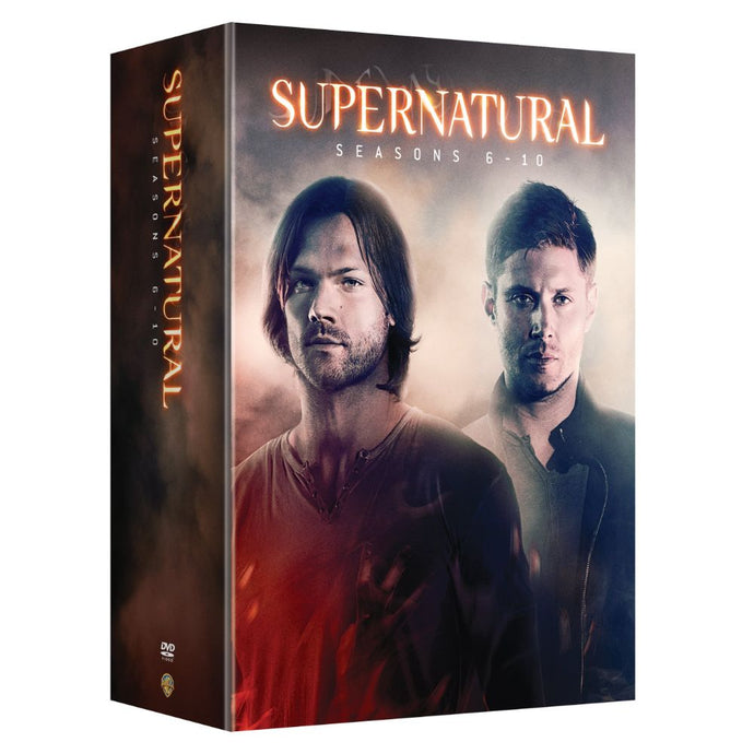 Supernatural: Seasons 6-10 (DVD)