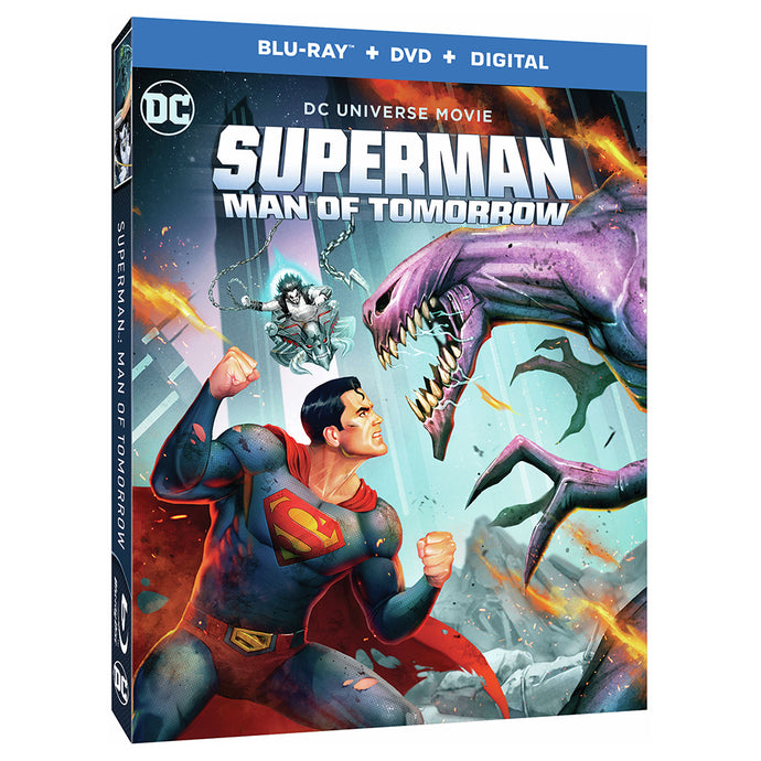 Superman: Man of Tomorrow (BD)