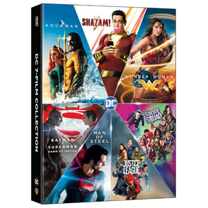 DC 7-Film Collection (DVD)