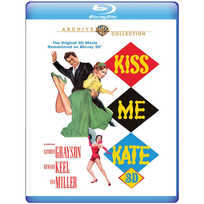 Kiss Me Kate 3D (BD)