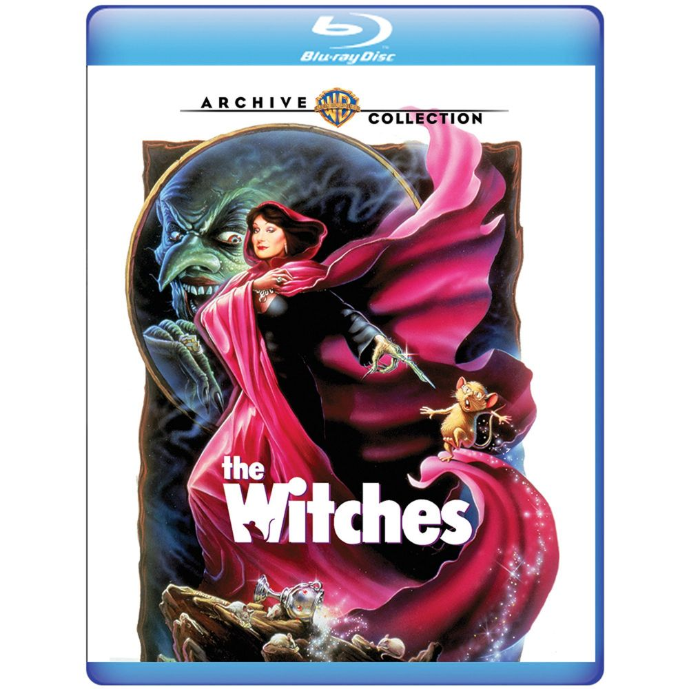 The Witches (BD)