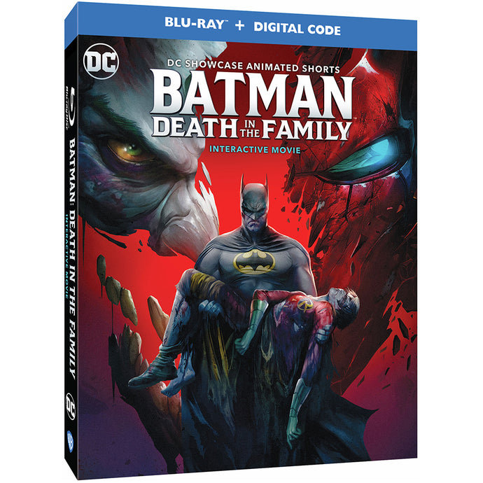 DC Showcase: Batman: Death in the Family (BD)