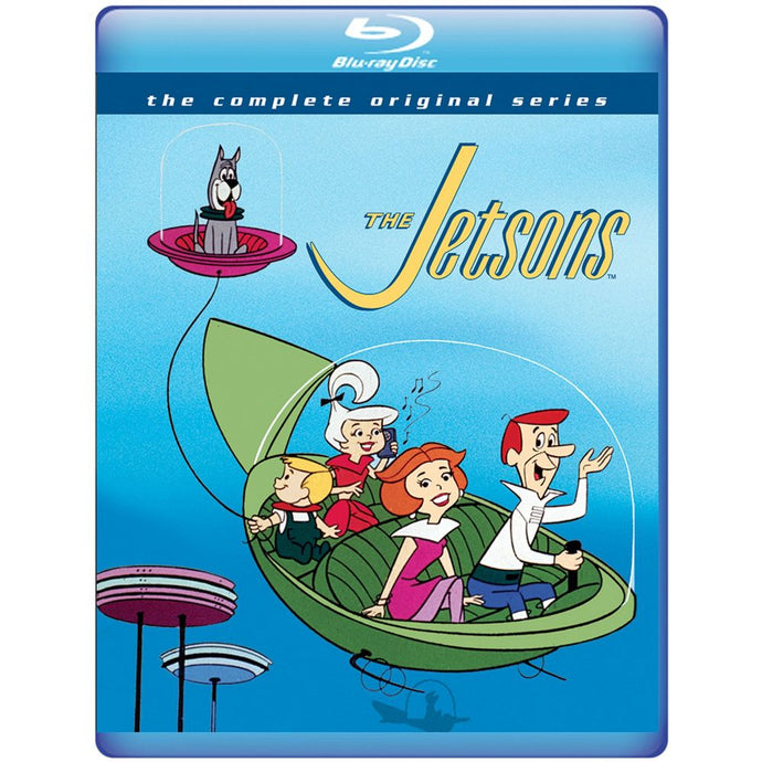 The Jetsons: The Complete Original Series (BD)